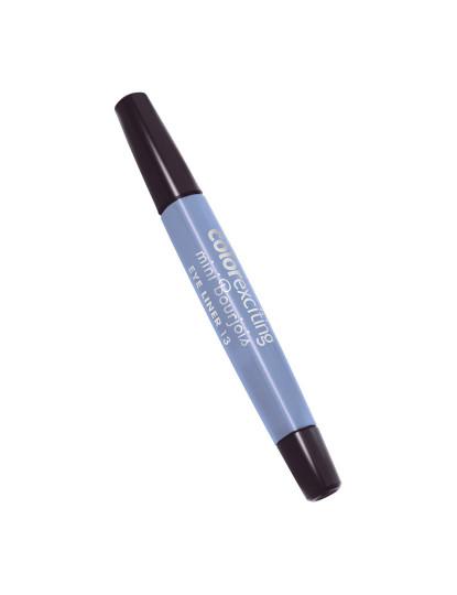 Bourjois Mini Eyeliner Color Exciting Bleu Argent