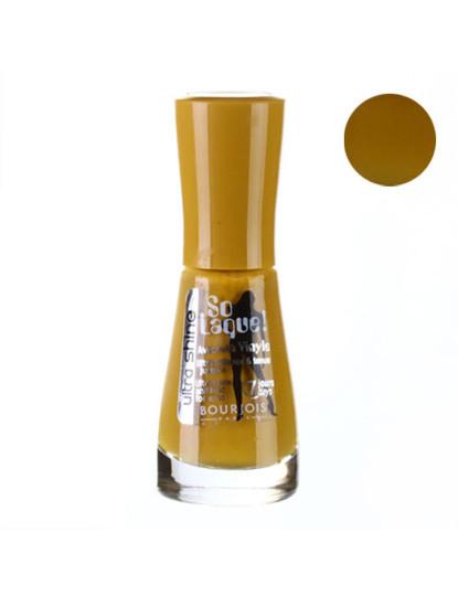 Bourjois Verniz So Laque Amarelo Trendy
