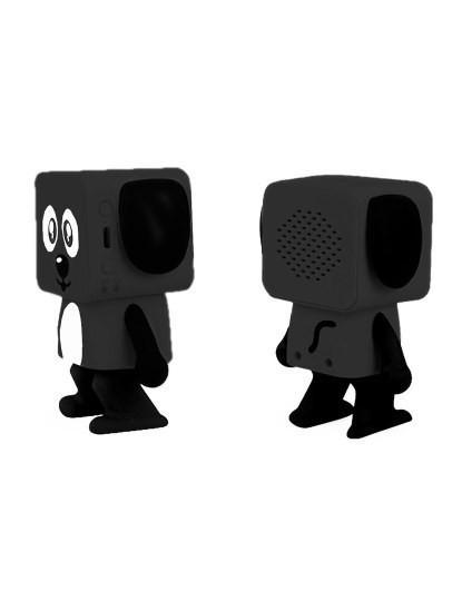 Coluna Bluetooth Dancing Twerk Preto