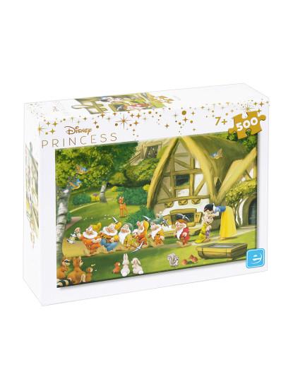 Puzzle Branca De Neve 500 Pcs
