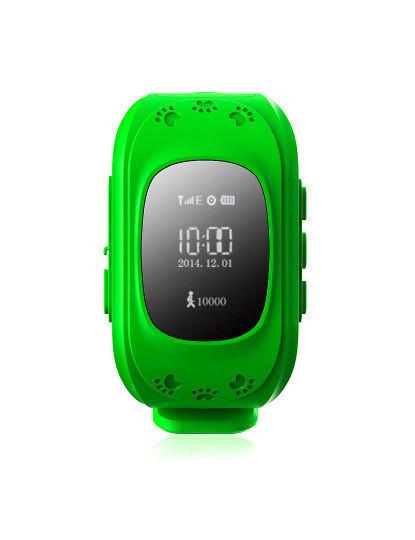 Relógio Localizador Infantil com Gps - Verde