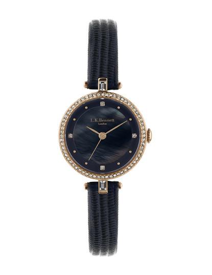 618bbedd2de Relógio Senhora L.K.Bennett Azul Navy