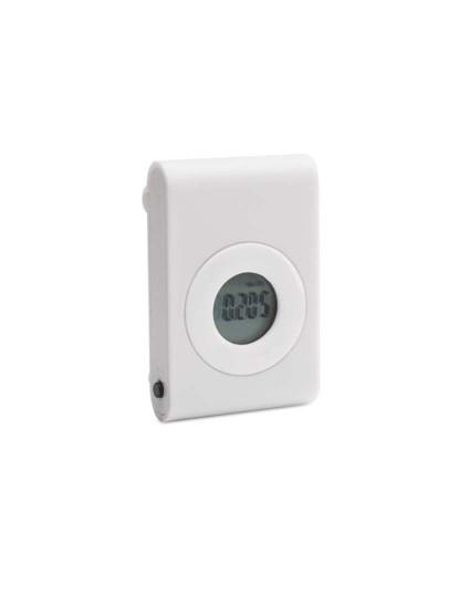 Podómetro Multifunções 144298 Branco