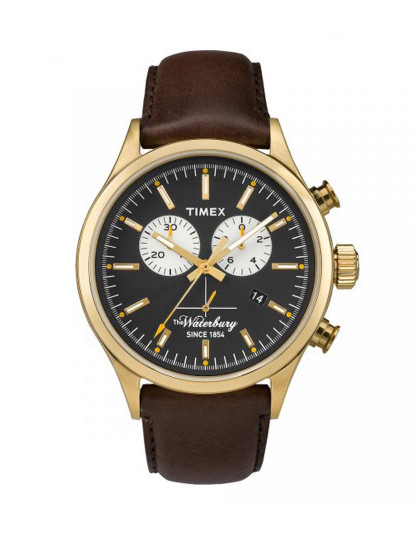 f61574e53c1 Relógio Timex Waterbury Homem Chronograph