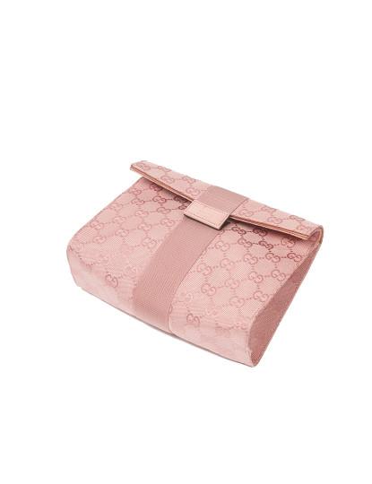 Pochete necessaire Gucci Rosa, até 2017-09-07 c81b269766
