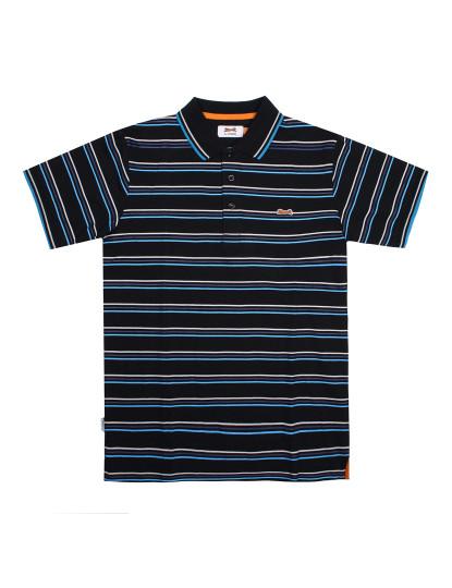 Camisa Polo Multicor-Stripe LE TIGRE b564d300dbfa9
