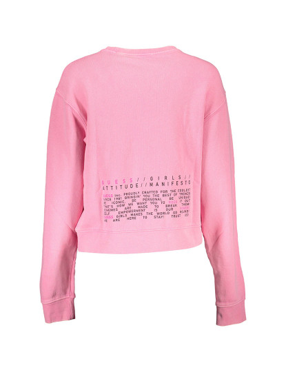 Sweatshirt Guess Jeans Senhora Rosa