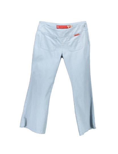 Calças Guess Jeans Senhora Azul Claro