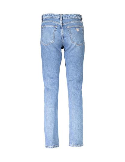 Calças de Ganga Guess Jeans Senhora Azul
