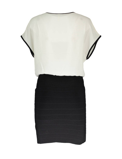 Vestido Curto Guess Jeans Senhora Branco
