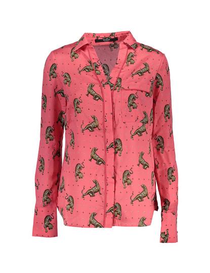 Camisa M. Comprida Guess Jeans Senhora Rosa