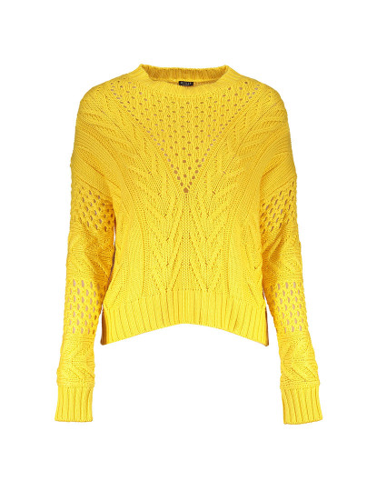 Camisola Guess Jeans Senhora Amarelo