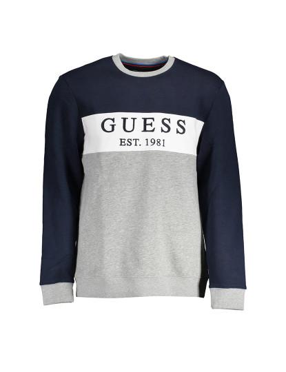 Sweatshirt Guess Jeans Homem Azul