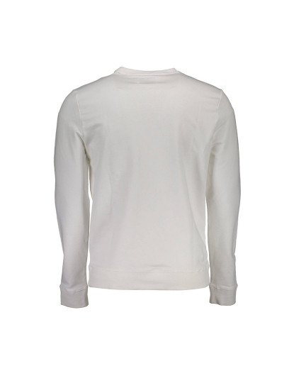 Sweatshirt Guess Jeans Homem Branco