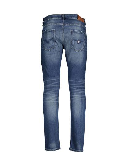 Calças de Ganga Guess Jeans Homem Azul