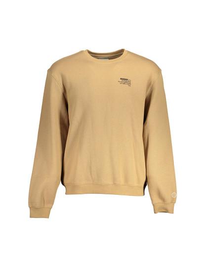 Sweatshirt Guess Jeans Homem Bege