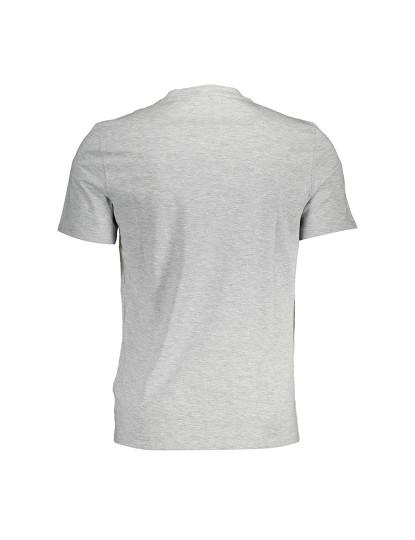 T-shirt M. Curta Guess Jeans Homem Cinza