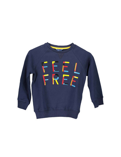 Sweatshirt Guess Jeans Menino Azul