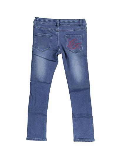 Calças de Ganga Guess Jeans Menina Azul