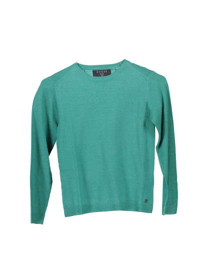 Camisola Guess Jeans Menino Verde