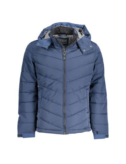 Casaco de Inverno Guess Jeans Homem Azul