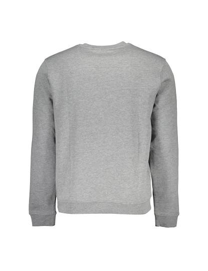 Sweatshirt Guess Jeans Homem Cinza