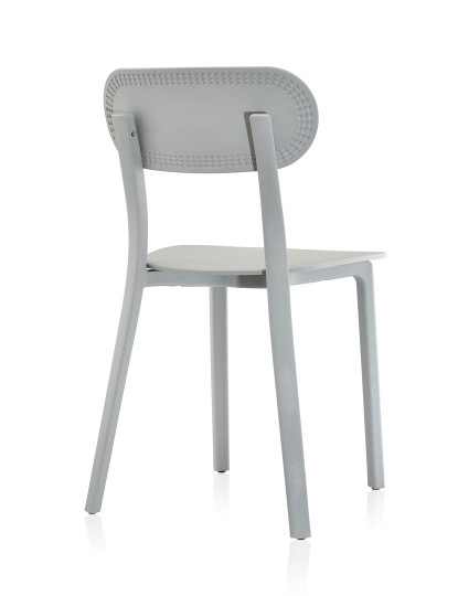 Pack 2 Cadeiras Nordik Cinza