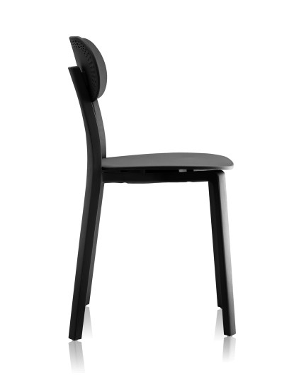 Pack 2 Cadeiras Nordik Preto