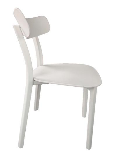Pack 2 Cadeiras Kika Branco