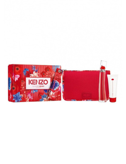Kenzo Flower By Kenzo Coffret 125 ml