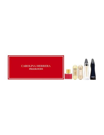 Carolina Herrera Variety Miniature For Women Set 32 ml