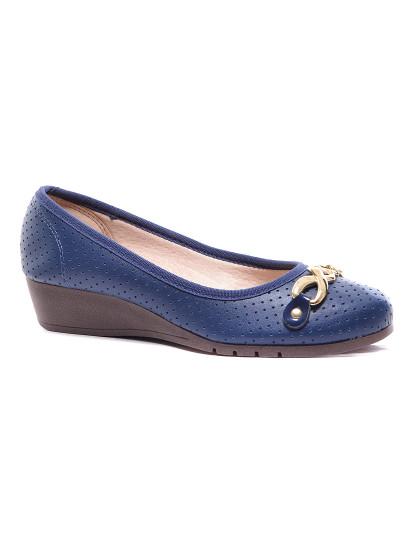 8b418df4a9 Sapatos Conforto Senhora Azul, até 2019-05-01