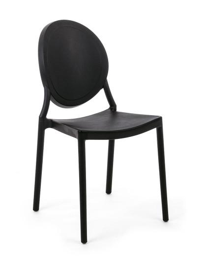 Cadeira Bizzotto Shannon Preta