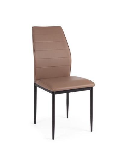 Cadeira Raisa Pvc Castanho