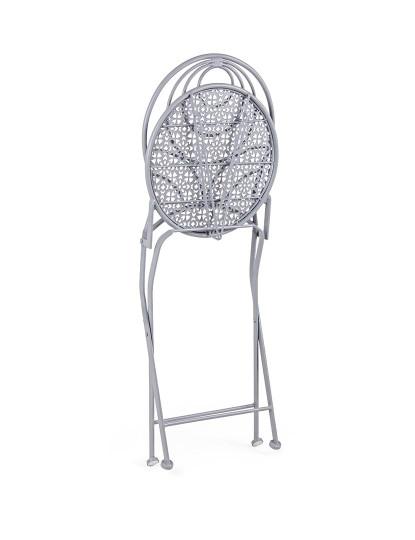 Cadeira Bizzotto Marlene Cinza