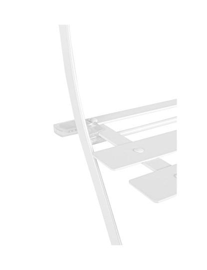 Conj.3 Mesa com Cadeiras Wissant Branco
