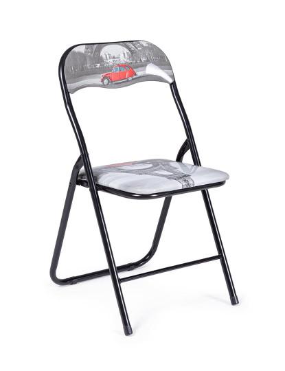 Cadeira Dobrável Ring Vermelho