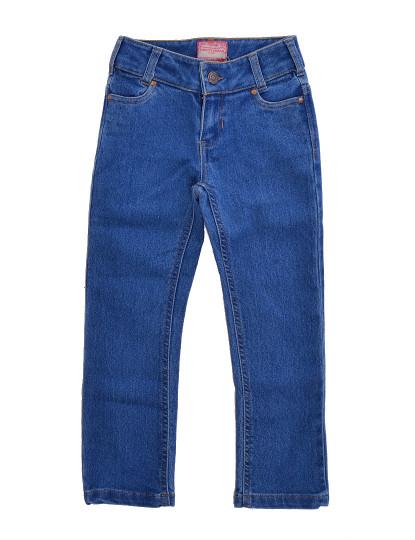 Calças Straight Fit Jeans Throttleman Rapariga Ganga