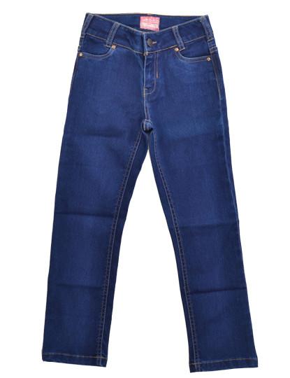Calças Skinny Fit Jeans Throttleman Rapariga Azul