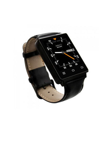 SmartWatch Bluettooth c/ Android 5.1 - Preto