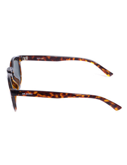 Óculos Mr Boho Jordaan Tartaruga e Verde