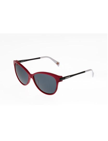 f5b6b3f0afd9e Óculos de Sol Moschino Love ML583S04 Vermelho