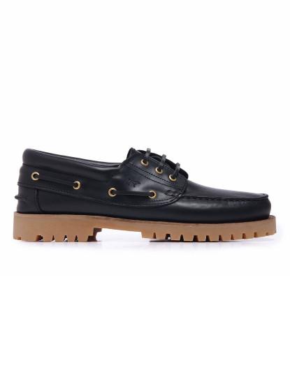 sapatos homem velas preto e dourado