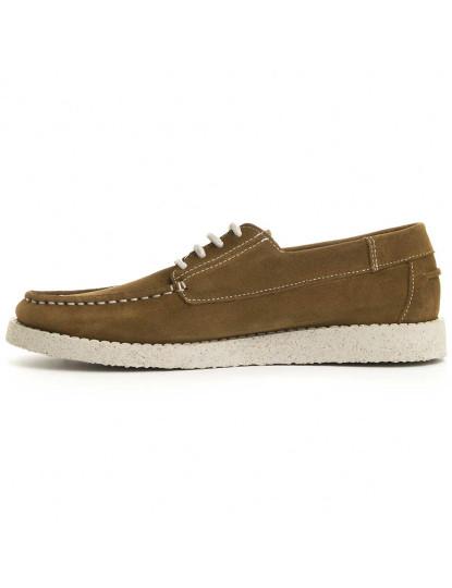 Sapatos de Vela Nautica Montevita Homem Couro