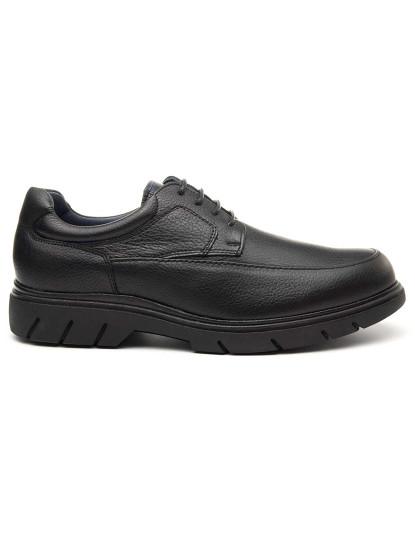 Sapatos Oxford Jacinman Keelan Homem Preto