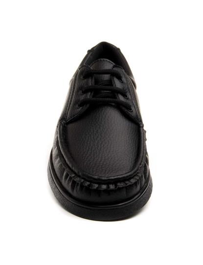 Sapatos Náutico Montevita Blando24Hc Homem Preto
