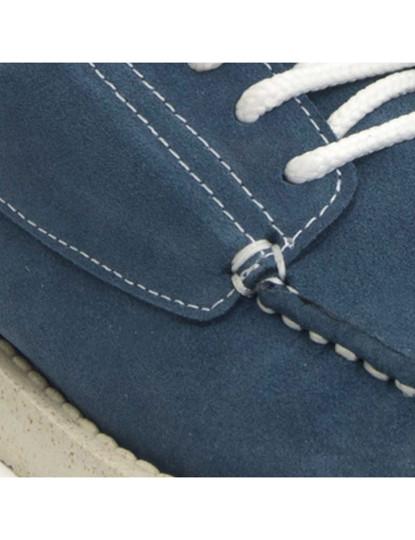 Sapatos de Vela Nautica Montevita Homem Azul