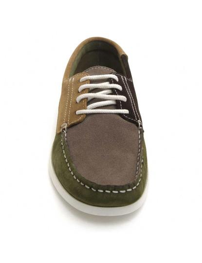Sapatos de Vela Quebramarcombi2 Purapiel Homem Multicolor