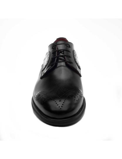 Sapatos Oxford Wedfor Keelan Homem Preto