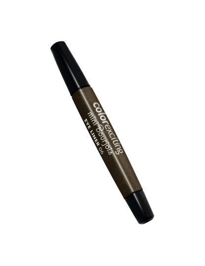 Mini Eyeliner Color Exciting Marron Bronze